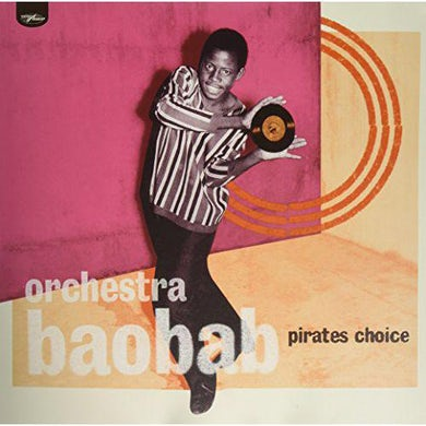 Orchestra Baobab PIRATES CHOICE Vinyl Record