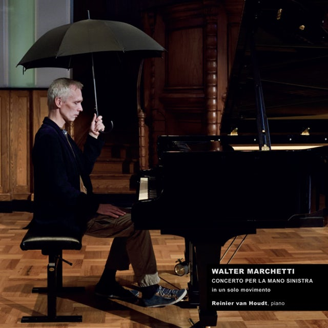 Walter Marchetti CONCERTO FOR THE LEFT HAND IN ONE MOVEMENT CD