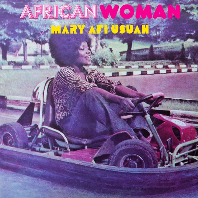 Mary Afi Usuah AFRICAN WOMAN CD