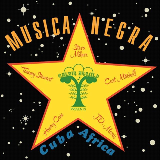 Stevo MUSICA NEGRA CD
