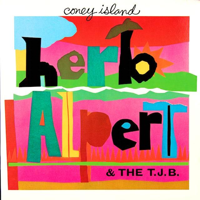 Herb Alpert & Tijuana Brass CONEY ISLAND CD