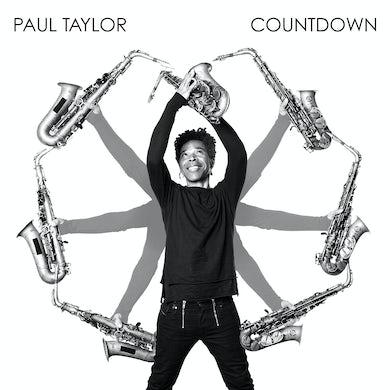 Paul Taylor COUNTDOWN CD