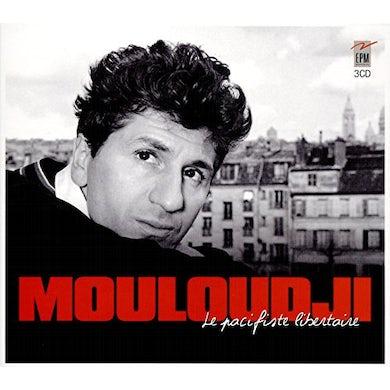 Mouloudji LE PACIFISTE LIBERTAIRE CD