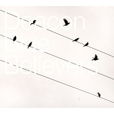 Deacon Blue TRUE BELIEVERS Vinyl Record
