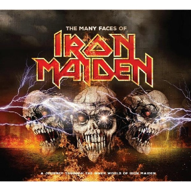 Many Faces Of Iron Maiden / Various