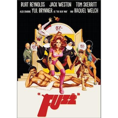 FUZZ (1972) DVD