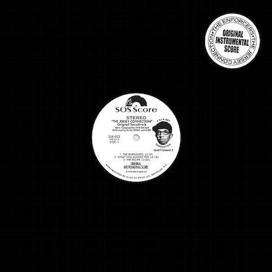 ENFORCERS (K-DEF) JERSEY CONNECTION: ORIGINAL INSTRUMENTAL SCORE Vinyl Record