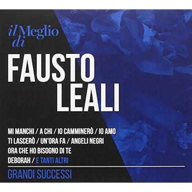 IL MEGLIO DI FAUSTO LEALI: GRANDI SUCCESSI CD