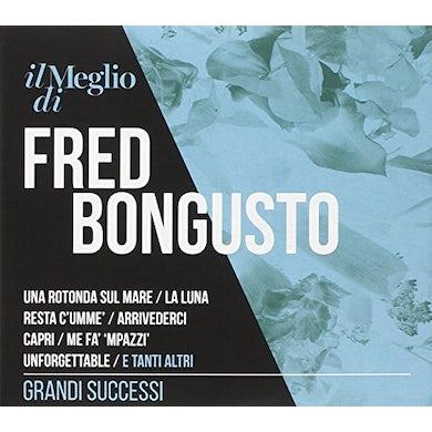 IL MEGLIO DI FRED BONGUSTO: GRANDI SUCCESSI CD