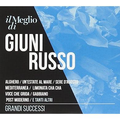 IL MEGLIO DI GIUNI RUSSO: GRANDI SUCCESSI CD