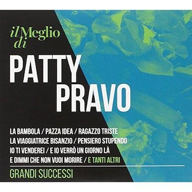 IL MEGLIO DI PATTY PRAVO: GRANDI SUCCESSI CD