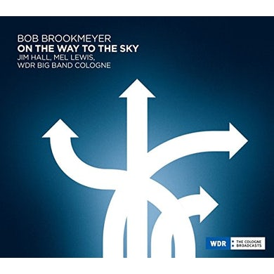 Bob Brookmeyer JIM HALL MEL LEWIS WDR BIG BAND COLOGNE CD