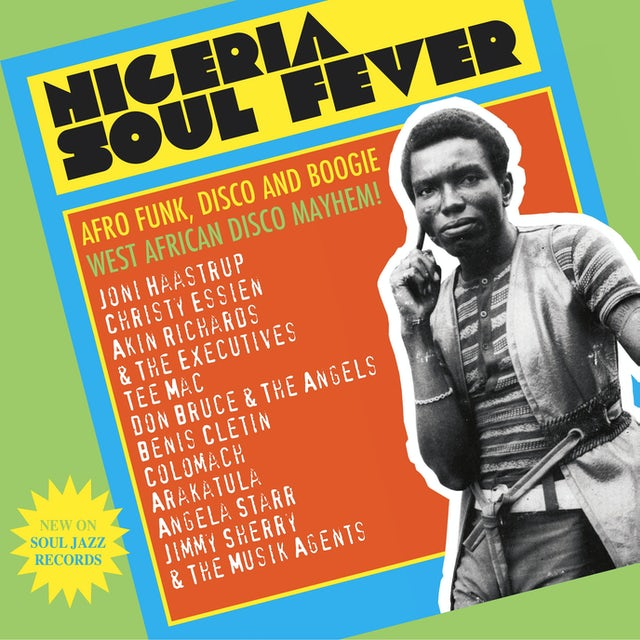 NIGERIA SOUL FEVER / VAR CD