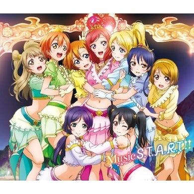 M's LOVE LIVE! (CD/BLU-RAY EDITION) (VOL 4) / Original Soundtrack CD