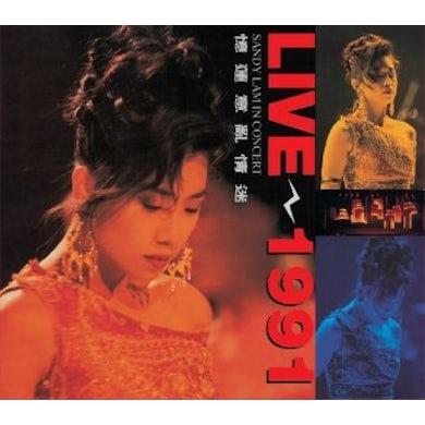 Sandy Lam IN CONCERT: LIVE 1991/2016 DSD MASTERING CD