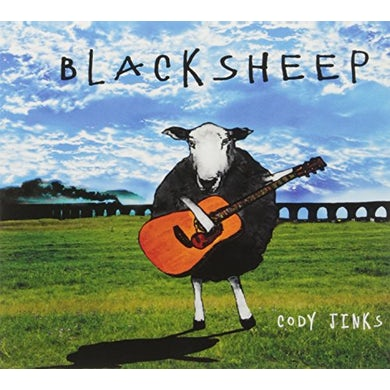 Cody Jinks BLACKSHEEP CD - Canada Release