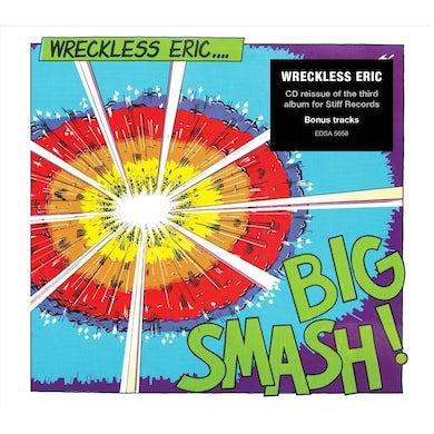 Wreckless Eric BIG SMASH CD