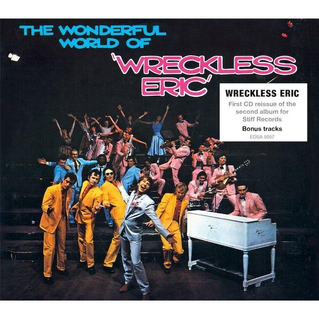 Wonderful World Of Wreckless Eric Cd