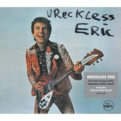 WRECKLESS ERIC CD