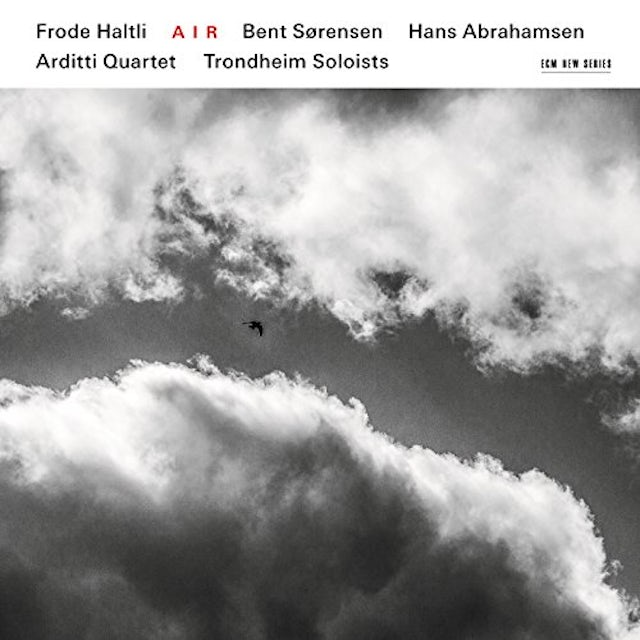 Frode Haltli AIR CD