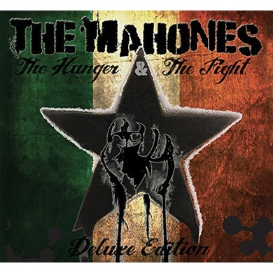 MAHONES HUNGER & THE FIGHT CD