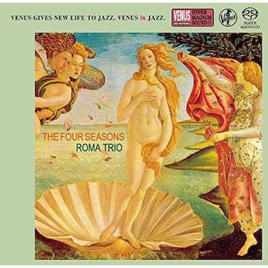 Roma Trio FOUR SEASONS Super Audio CD