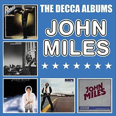 John Miles DECCA ALBUMS CD