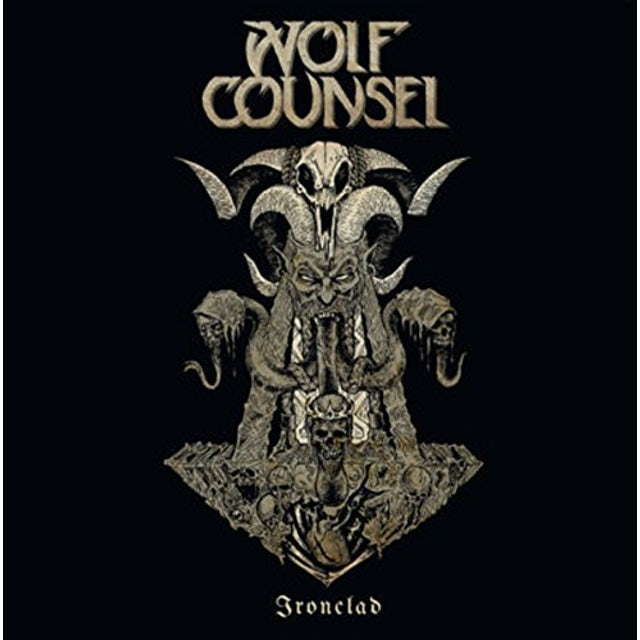 WOLF COUNSEL IRONCLAD CD