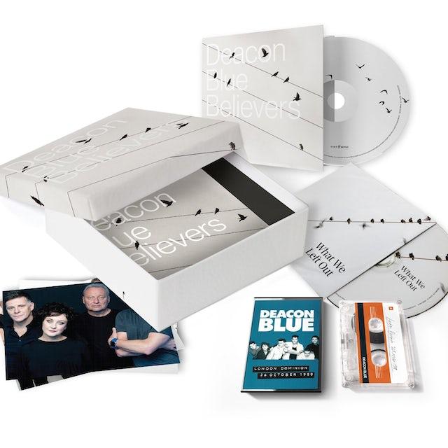 Deacon Blue BELIEVERS CD