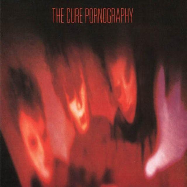 The Cure PORNOGRAPHY Vinyl Record