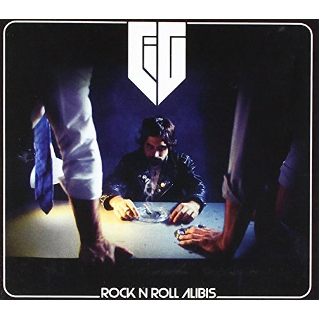 Chad I Ginsburg ROCK N ROLL ALIBIS CD