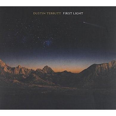 Dustin Tebbutt FIRST LIGHT CD