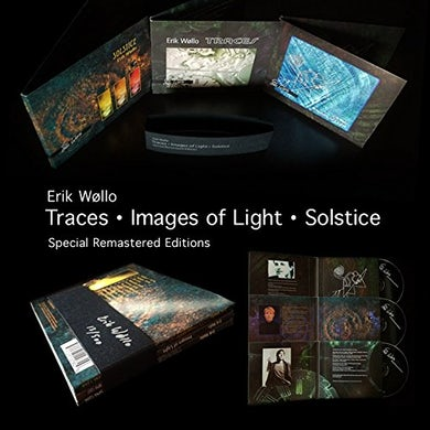 Erik Wollo TRACES: IMAGES OF LIGHT SOLSTICE CD