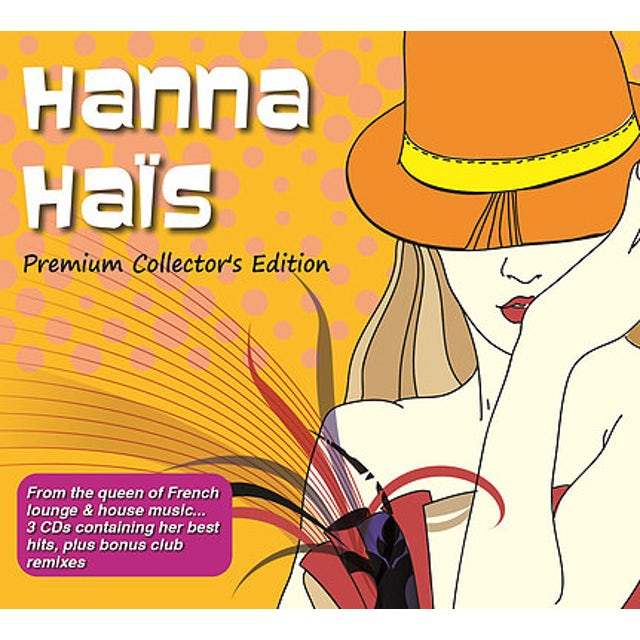 Hanna Hais PREMIUM COLLECTOR'S EDITION CD