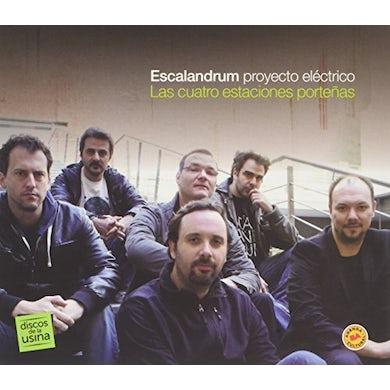 Escalandrum LAS CUATRO ESTACIONES PORTENAS CD