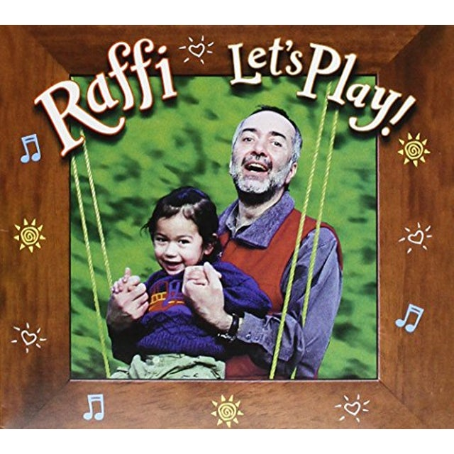 Raffi LET'S PLAY CD
