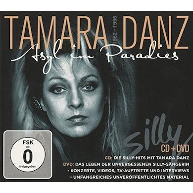TAMARA DANZ - ASYL IM PARADIES CD