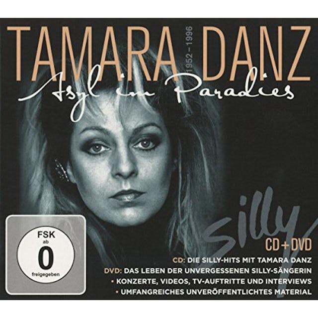 Silly TAMARA DANZ - ASYL IM PARADIES CD