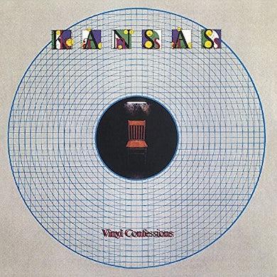 Kansas VINYL CONFESSIONS CD