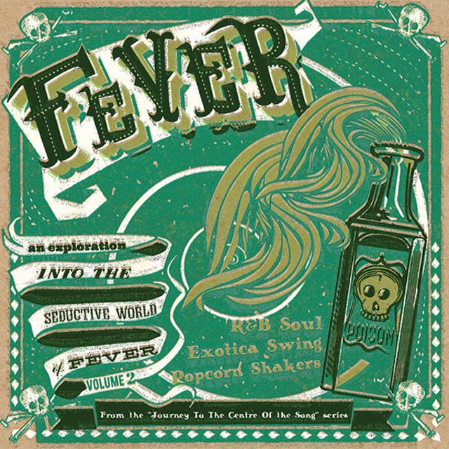 FEVER: JOURNEY TO THE CENTER OF A SONG 2 / VARIOUS Vinyl Record