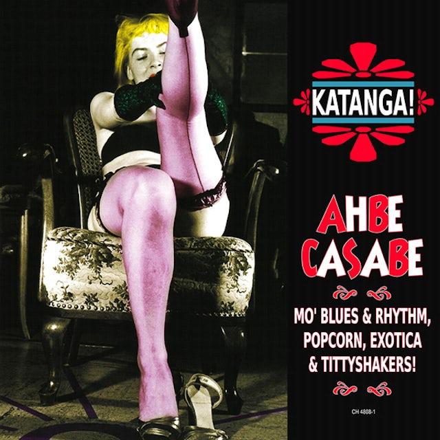 KATANGA AHBE CASABE: EXOTIC BLUES & RHYTHM / VAR CD