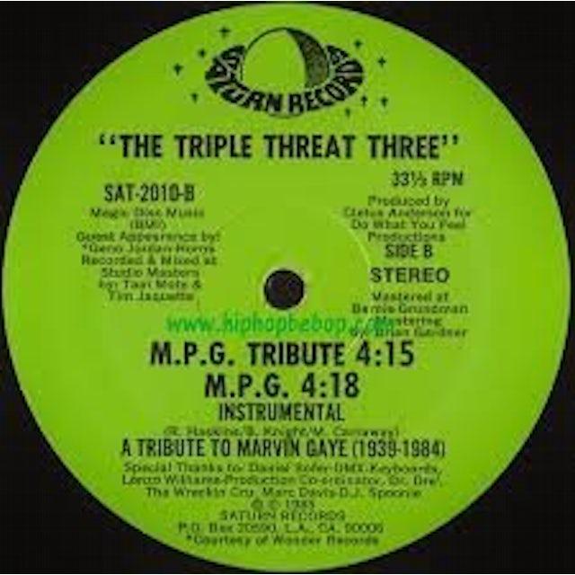 TRIPLE THREAT THREE