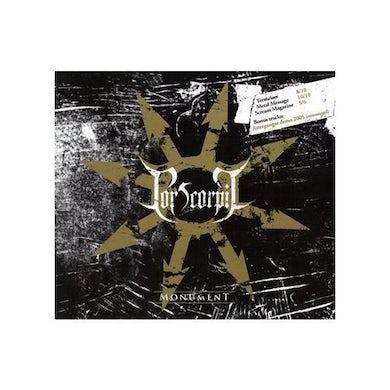 Cor Scorpii MONUMENT CD