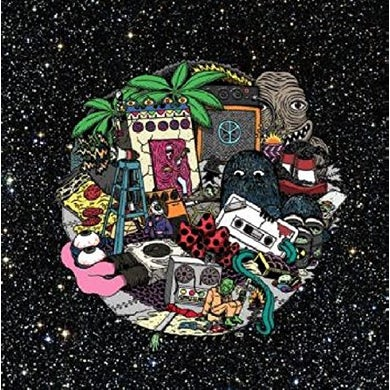 FORM A LOG / MOTH COCK Vinyl Record