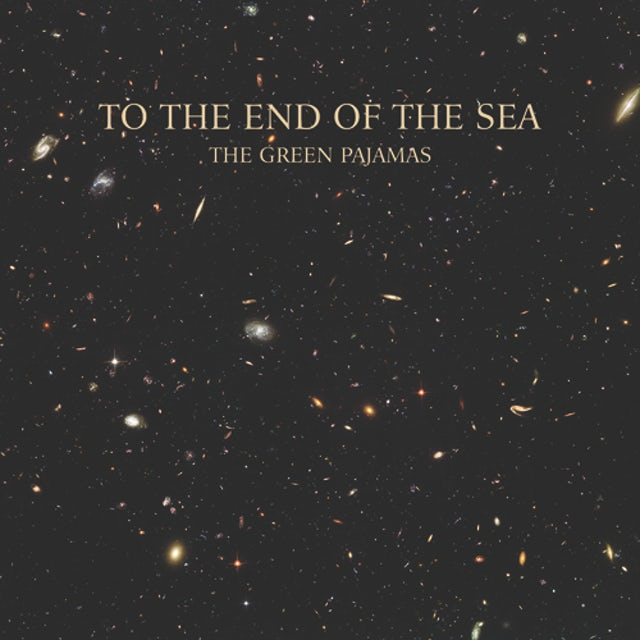 Green Pajamas TO THE END OF THE SEA CD