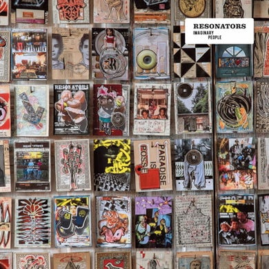 Resonators IMAGINARY PEOPLE CD