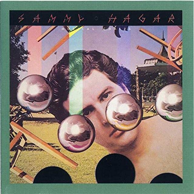 Sammy Hagar MUSICAL CHAIRS CD