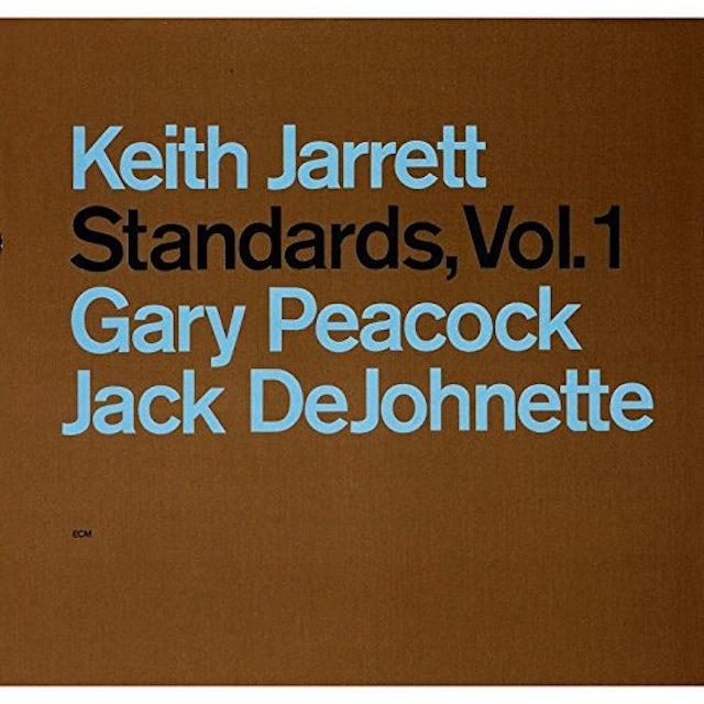 Keith Trio Jarrett STANDARDS VOL 1 CD