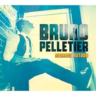 Bruno Pelletier REGARDE AUTOUR CD