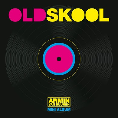 Armin van Buuren OLD SKOOL Vinyl Record